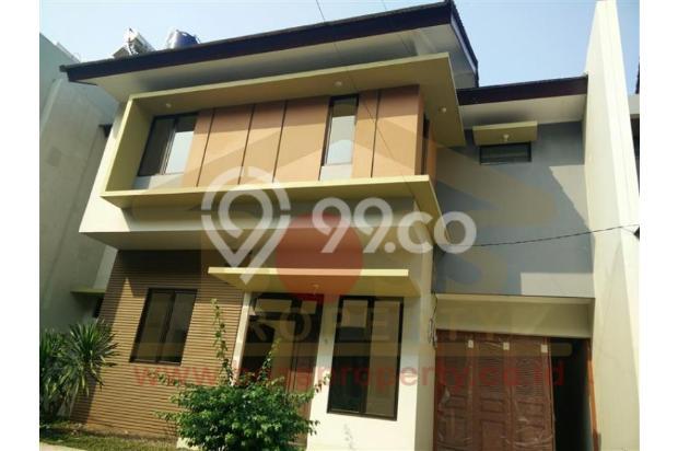 Rumah Baru Keren lebar 8.5 di SUNRISE GARDEN Jakarta Barat  3156224