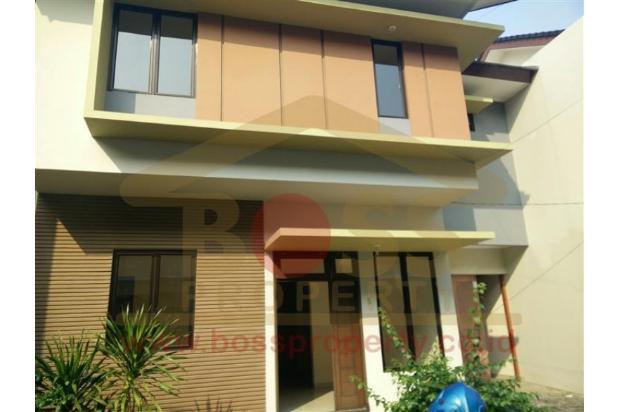 Rumah Baru Keren lebar 8.5 di SUNRISE GARDEN Jakarta Barat  3156225