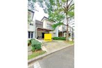 Rumah di Serenia Hills 1, Lebak Bulus, Jakarta Selatan, Siap Huni, 3 Bedroom, SHM