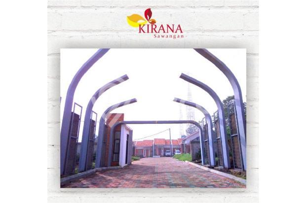 Cluster Kirana Town House, DP 0 % KPR Bunga 6 % di Bedahan Depok 16521986