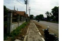 Dijual Tanah shm Di Pinggir Jalan pantura kota pekalongan