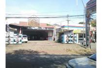 Bengkel Mobil Luas (BU CEPAT!) Pinggir Jalan Raya Sriwijaya Semarang