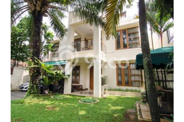 Dijual Rumah Luas Dengan Fasilitas Lengkap, Dan Strategis di Jakarta Selata 18162268
