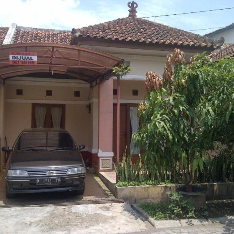 Rumah Murah, dekat ke Tol & Kampus Telkom