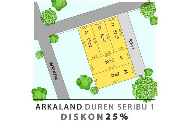 Rp158jt Tanah Dijual