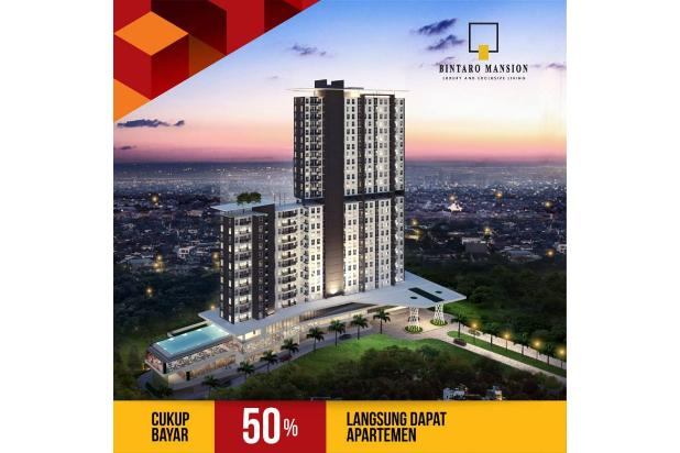 Apartment 3 BR Bintaro Mansion Exclusive Unit Limited Stock 15423825