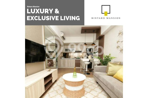 Apartment 3 BR Bintaro Mansion Exclusive Unit Limited Stock 15423830