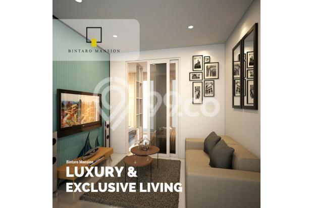 Apartment 3 BR Bintaro Mansion Exclusive Unit Limited Stock 15423831