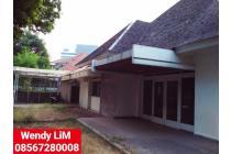 RUMAH TUA Jl.TIRTAYASA T/B. 750/350, IDR. 65 M (NEGO)
