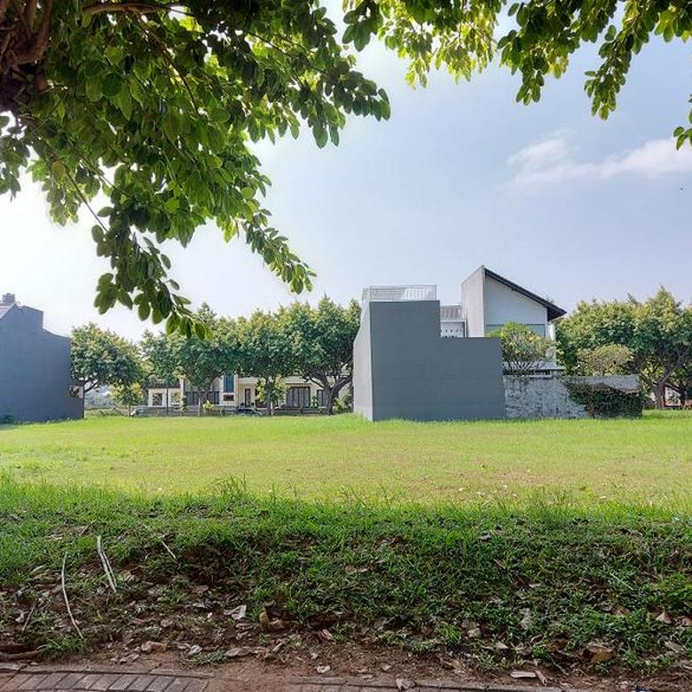 Tanah Kavling 830 m2 di Kemang Pratama Regency Bekasi