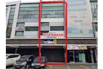 Disewakan Ruko Strategis di TangCity Superblock Tangerang