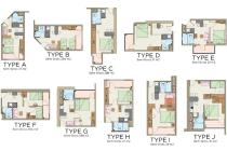 Diijual Apartemen Minimalis di Amethyst Tower Jakarta