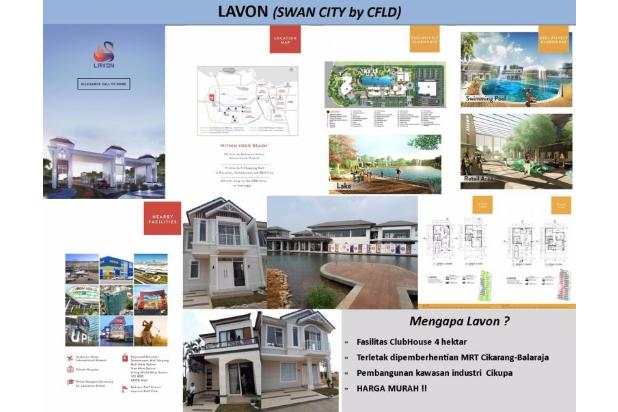 Rumah Murah di Cikupa, Cluster Lavon 13244455
