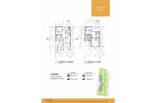 Rumah Murah di Cikupa, Cluster Lavon 13244474