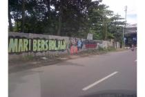 Tanah Komersil dan Strategis di huk jl Pemuda-=jl A Yani Rawamangun Jakarta