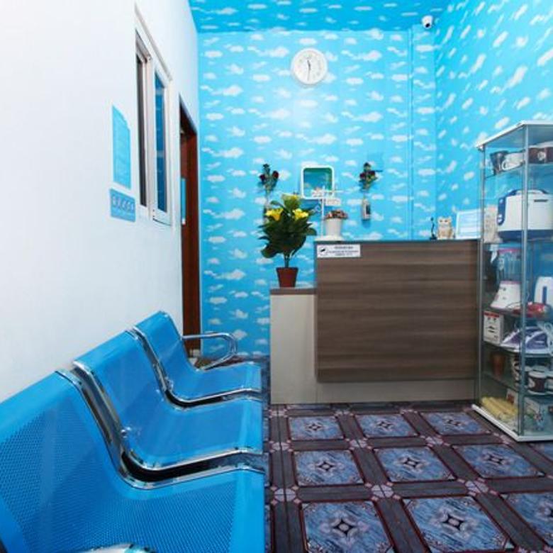 Dijual Kost Hotel Bintang 1 Full Okupansi di Jelambar Jakarta