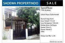 Rumah Siap Huni Komplek Sukamenak Kopo