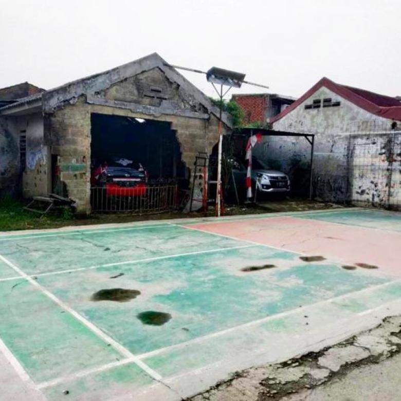 Tanah darat siap bangun posisi hook di TWI Cibitung