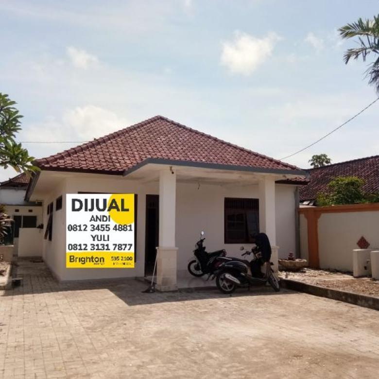 Rumah Pratama Nusa Dua Bali Dekat Tanjung Benoa