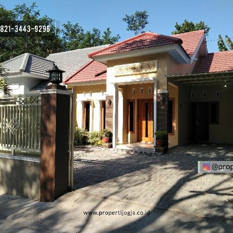 Rumah Dijual Jogja Wirokerten Pleret