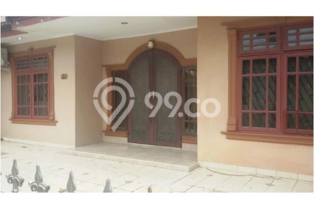 Dijual Rumah di Kompleks Tasbi I Blok QQ 6583971