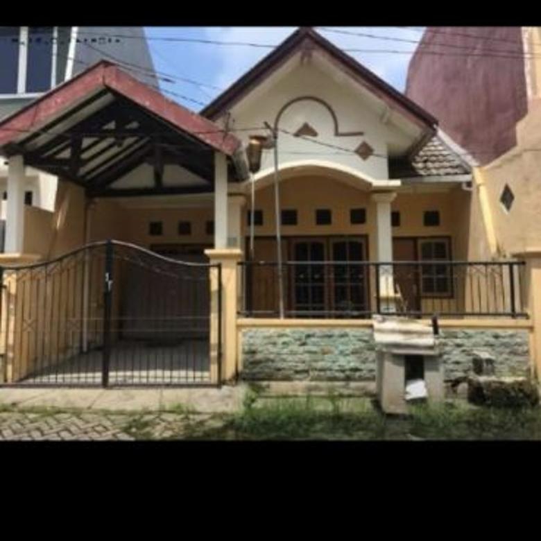 Rumah Keputih Tegal Timur Terawat Kawasan Bebas Banjir