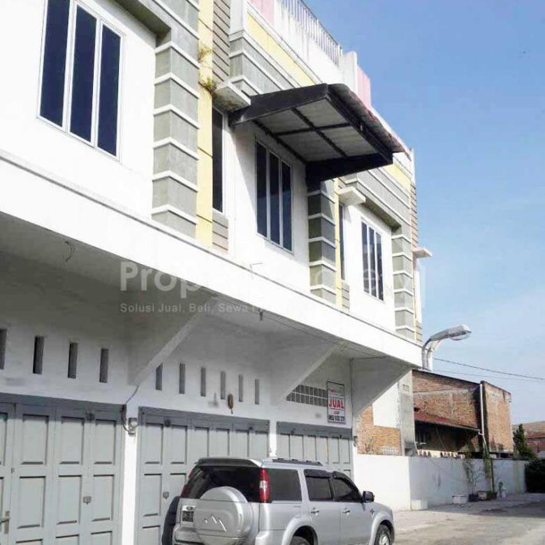 Ruko Komplek Denai Nodigon (Jalan Denai) Medan