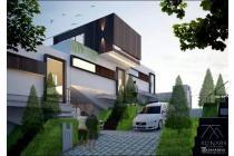 Rumah Minimalis Design Modern Di Padasuka Bandung Utara