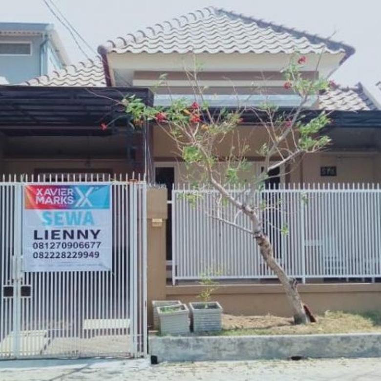 Disewakan Rumah Minimalis Bagus Terawat Di Nirwana Regency