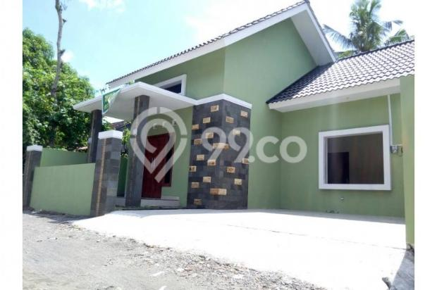 RUMAH DIJUAL: Rumah Baru Minimalis Modern Di Dekat SD Model Wedomartani 12033003