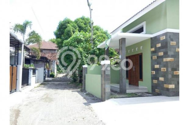 RUMAH DIJUAL: Rumah Baru Minimalis Modern Di Dekat SD Model Wedomartani 12033016