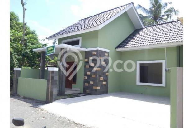 RUMAH DIJUAL: Rumah Baru Minimalis Modern Di Dekat SD Model Wedomartani 12033017