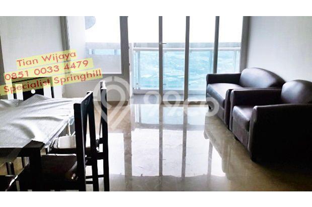 DISEWAKAN Apartemen Springhill Kemayoran (79m2) 1 Br – View Golf & Laut - B 14363687