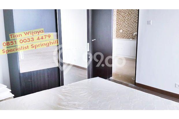 DISEWAKAN Apartemen Springhill Kemayoran (79m2) 1 Br – View Golf & Laut - B 14363685