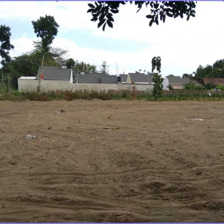 Tanah Matang Cicilan 6X Non Bunga Timur Candi Prambanan