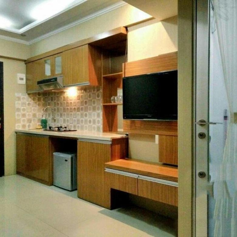 Apartemen Murah/BU,2BR Custom 1 BR,Furnished, Wifi di Bandung