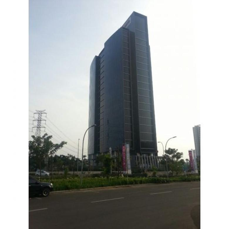 office space synergy building alam sutera