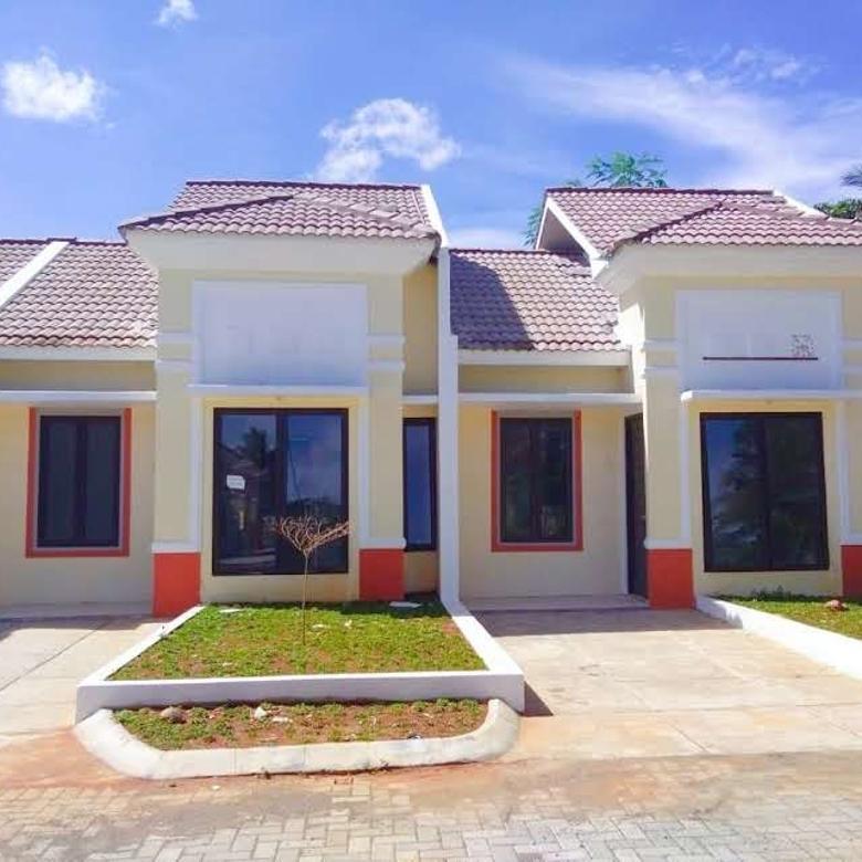 Rumah panorama bali residence siap huni dp 5jt All in