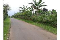 Lahan strategis area wisata Highland Park Resort Bogor curug nangka tamansa