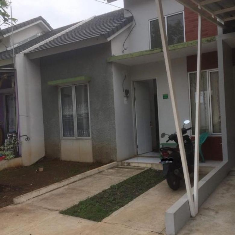 Rumah minimalis 2 kamar serpong garden murah, bsd serpong