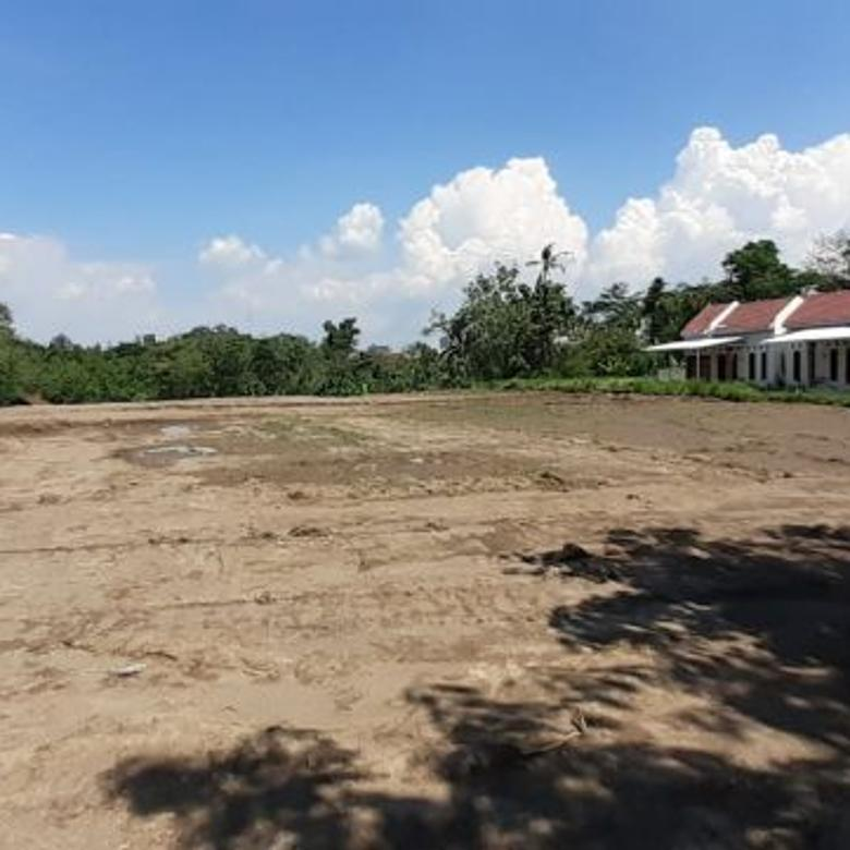 Kapling Tanah Tepi Jalan Area Palagan, Harga 4 Jtaan