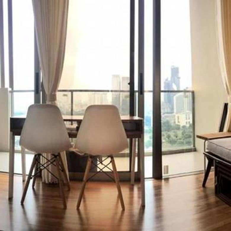 Bayar Bulanan Siap Huni | Sudirman Hill Residences Studio Type