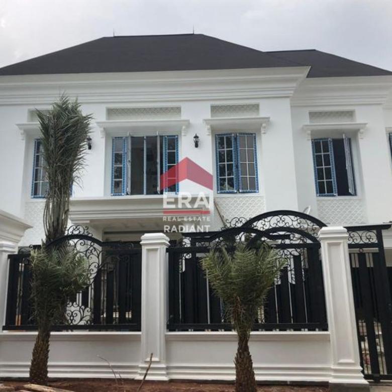 Rumah bagus renovasi jarang ada di Pondok Indah