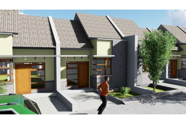 Rp213jt Rumah Dijual