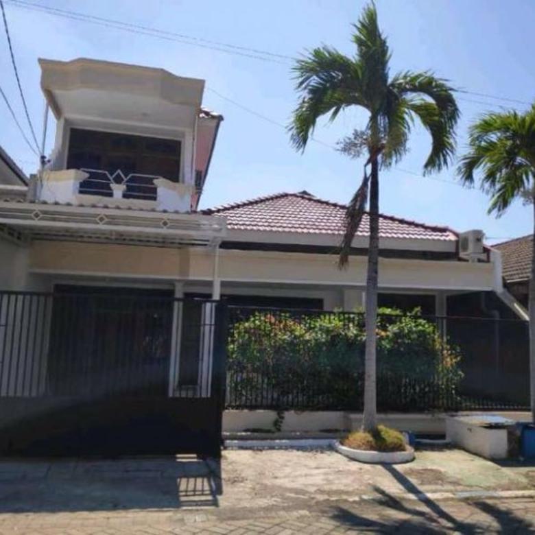 Rumah di Kedung Baruk Rungkut MERR