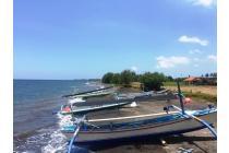 Tanah 4,2285 Ha Los Pantai di Lovina, Singaraja