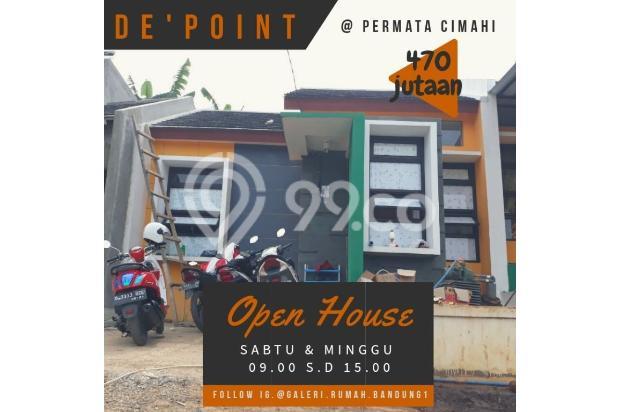 Rumah Minimalis 400jutaan di Permata Cimahi 17935066