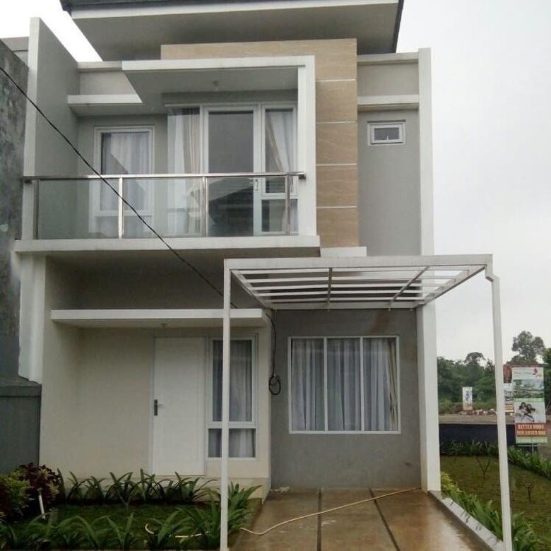 Rumah di Jatiasih Bekasi All In 9 Jt 2Lantai Fasilitas Lengkap