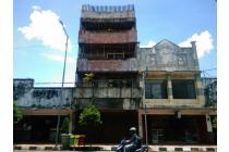 Ruko Ry Sultan Agung Jember STRATEGIS BAGUS LT 198 / LB 900 4 LANTAI HGB Ha