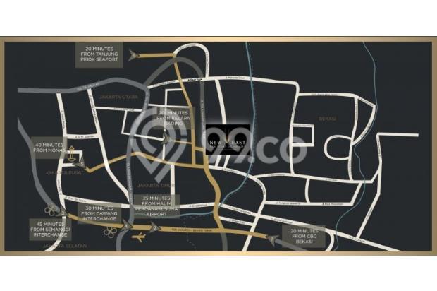 Ruko Baru New East @Jakarta Garden City, Cakung Jakarta Timur 14318500